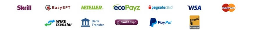 spinshake payment methods
